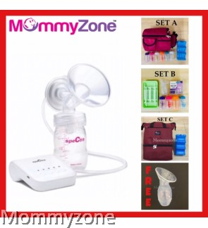 Spectra Q Portable And Ultra Compact Single Electric Breast Pump