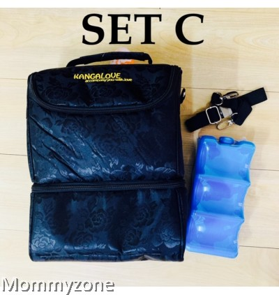 Autumnz - SERENE Convertible Double Electric/Manual Breastpump