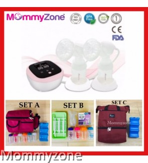 Autumnz - HYBRID DUO Double Electric Breastpump
