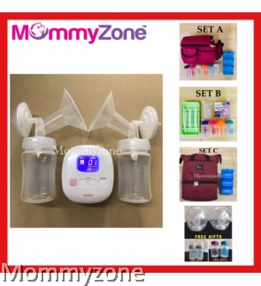 CIMILRE F1 - Electric Powered Double Breast Pump