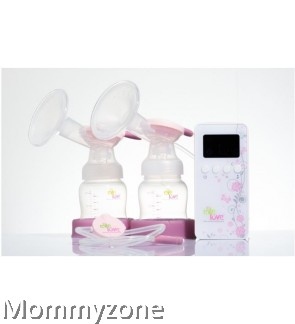 Eve Love DIVA Double Electric Breastpump + FREE Pumping Bustier