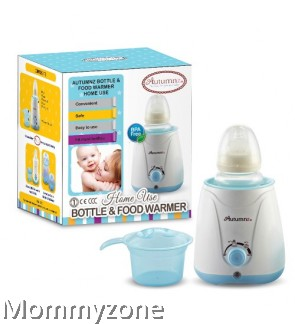 Autumnz - Home Use Bottle And Food Warmer (Blue)