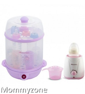Autumnz Steriliser + Home Warmer Combo (Lilac)