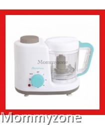 Autumnz - 2-in-1 Baby Food Processor (Steam & Blend) *Turquiose