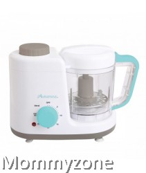 Autumnz - 2-in-1 Baby Food Processor (Steam & Blend) *Turquiose + FREE BABY FOOD STORAGE CUP
