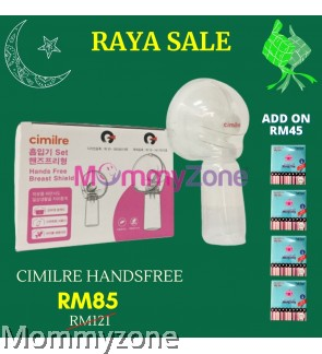 CIMILRE - Hands Free Breast Shield Set Box
