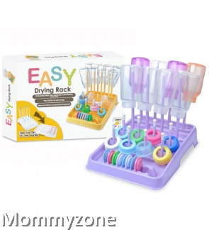 EASY Drying Rack (Baby Lilac)