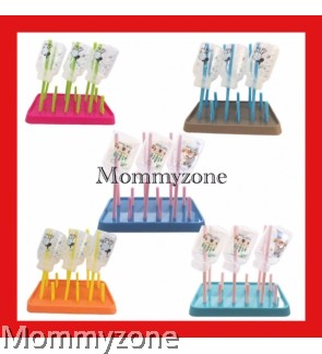 Baby Planet Bottle Drying Rack (1pcs)