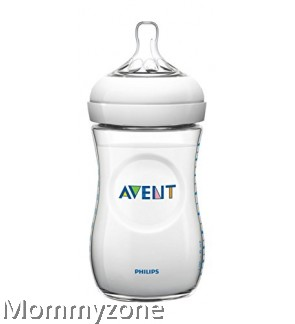 Philips Avent Natural Bottle 260ml/9oz (Loose Pack)