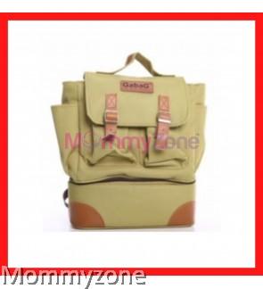 GabaG - Backpack Series LEMON + FREE GABAG ICE PACK 2PCS