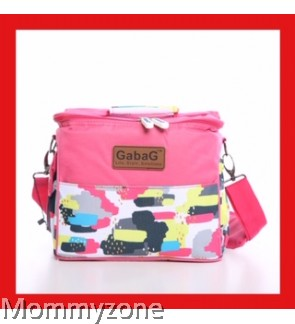 GabaG - Single Sling PINK CAMO + FREE GABAG ICE PACK 2PCS