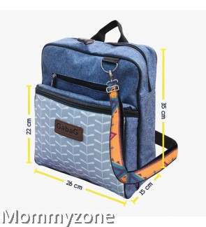 GabaG - Backpack Series RYU + FREE GABAG ICE PACK 2PCS