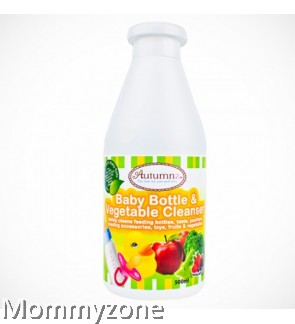 Autumnz- Baby Bottle And Vegetable Cleanser (500ml)