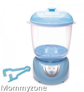 Autumnz- 2-in-1 Electric Steriliser & Dryer (BLUE)