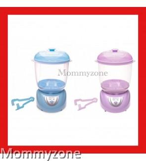 Autumnz- 2-in-1 Electric Steriliser & Dryer (BLUE / LILAC)