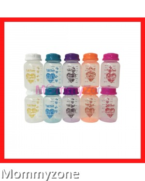 Milk Planet - Storage Bottle 5oz ( Loose )