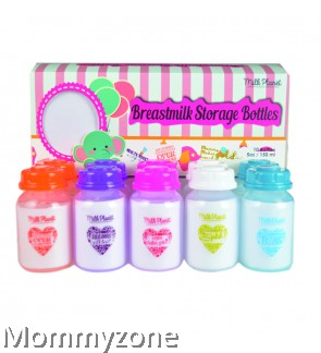Milk Planet - Storage Bottle 5oz ( Loose )