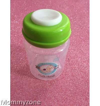 Milk Planet WideNeck Breastmilk Storage Bottle 5 oz (4 Bottles LOOSE PACK)