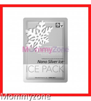 Nano-Silver Antibacterial Ice Pack (1pc)