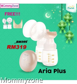Malish Aria Plus Double Electric Breast Pump