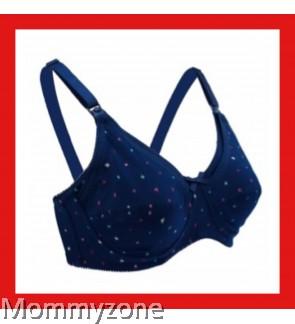 Autumnz - Starry Blue Padded Nursing/Maternity Bra