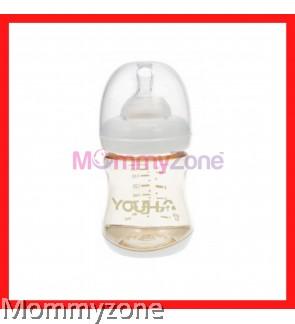 Youha PPSU Feeding Bottle 180ml / 6oz (Wide Neck)