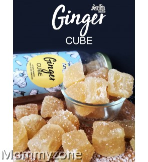 Arfa Herbs - Ginger Tube
