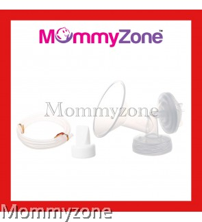 CIMILRE WIDE NECK BREAST SHIELD SET WITHOUT BOTTLE (28MM) (1SET)