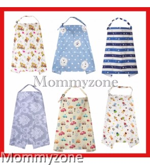 Nursing Cover Breastfeeding Scarf (1PCS)