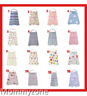 Nursing Cover Breastfeeding Scarf (1PCS)