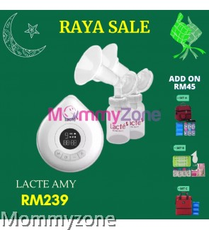 Lacte Amy Rechargeable Electric Breastpump