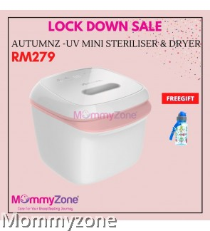 Autumnz - Mini UV Steriliser & Dryer