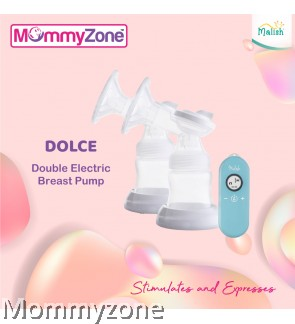 MALISH - DOLCE DOUBLE ELECTRIC BREAST PUMP