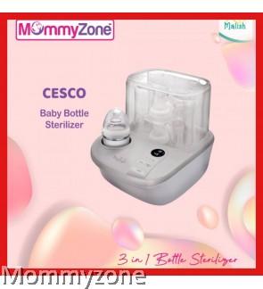 MALISH - CESCO BABY BOTTLE STERILIZER, DRYER & WARMER  (3 IN 1)