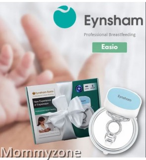 Eynsham - Easio Wearable Wireless handsfree Breast Pump