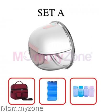 Youha Ava Gen 2 Wearable Breastpump Wireless Handsfree Breast Pump